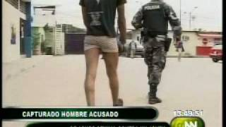 Repeat youtube video Adolescente fue víctima de abuso sexual por otro hombre en pleno centro de Guayaquil