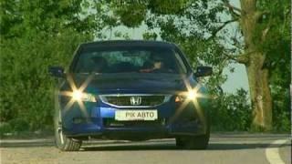 Тест-драйв Honda Accord Coupe 2.4