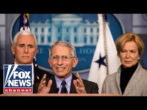 Rand Paul calls out Dr Fauci for changing position on closing schools