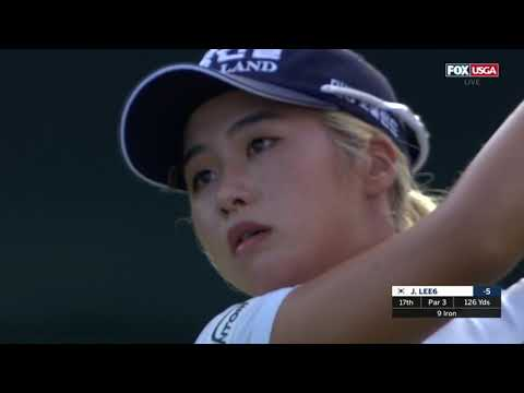 Jeongeun Lee6: Every Televised Shot From Her 2019 U.S. Women's Open Victory