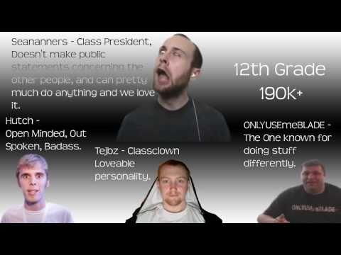Youtube Commentators = Highschool? Class of 2009-2010 (Pt1)