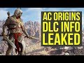 Assassin's Creed Origins DLC INFO LEAKED - NEW TARGETS TO KILL & More! (AC Origins DLC)