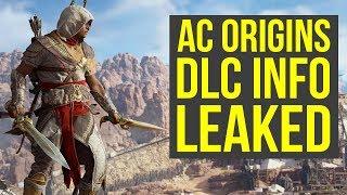 Assassin's Creed Origins DLC INFO LEAKED - NEW TARGETS TO KILL & More! (AC Origins DLC)