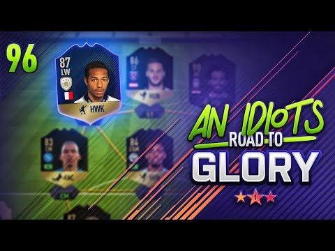 TESTING MY NEW ICON!!! AN ID**TS ROAD TO GLORY!!! Episode 96