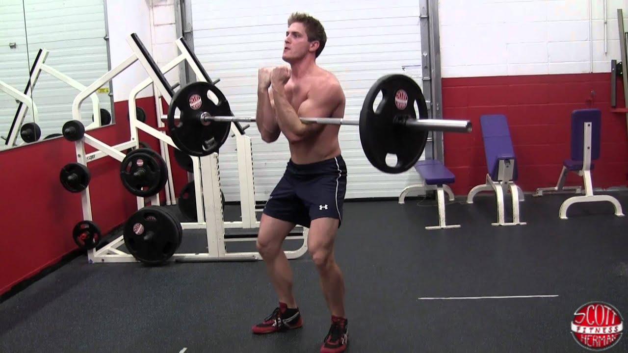 How To Zercher Squat Youtube