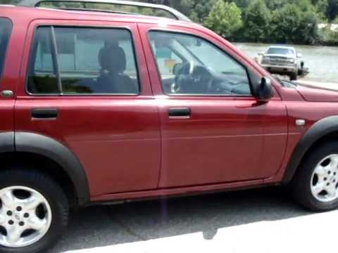 2005 05 Land Rover Freelander Personal Used Car Review at 54k Miles