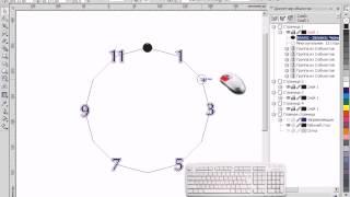 Уроки Corel Draw X3 - урок 7 - Привязка