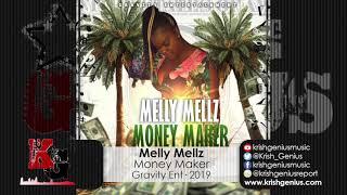 Melly Mellz - Money Maker (Official Audio 2019)
