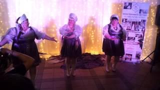 Русский танец. Шоу толстушек Красотки Рубенса