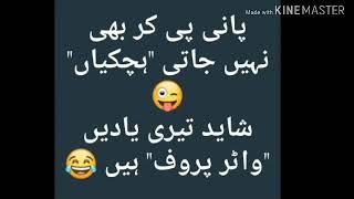 Funny Poetry & Quotes in Urdu 2