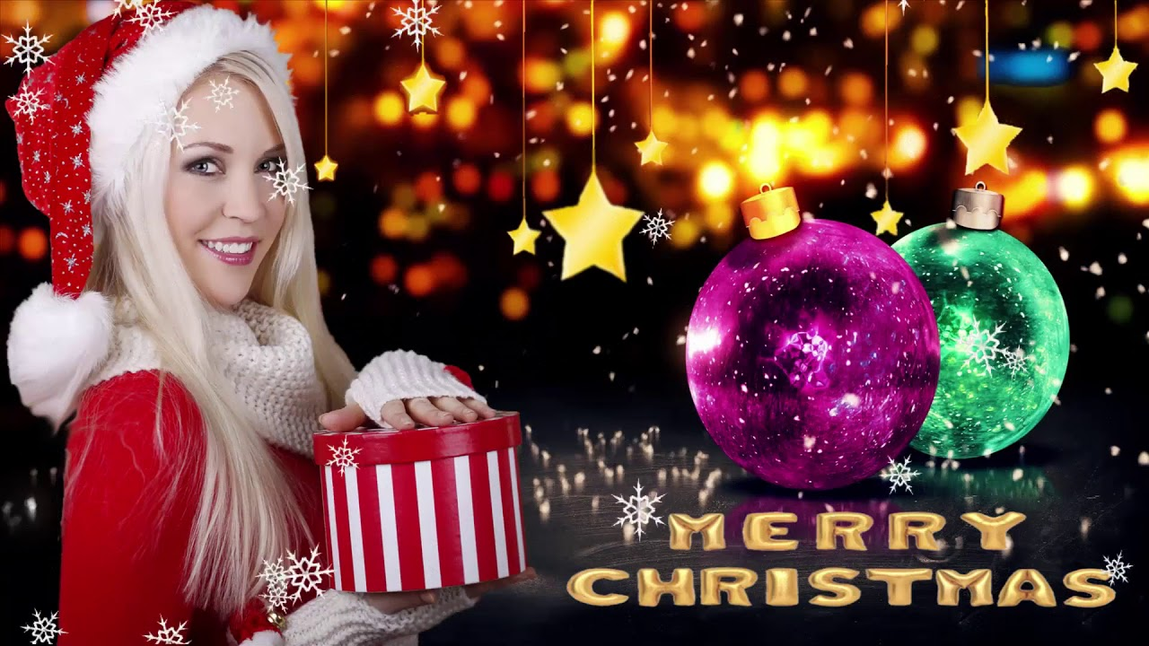 Christmas Non Stop Medley Songs 2019 - Best Upbeat Christmas Music  Album 6  - YouTube