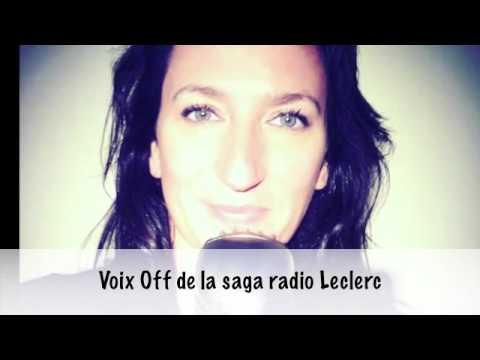 Vidéo Saga Leclerc en Radio