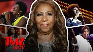 Aretha Franklin Is Not Doing Well | TMZ TV