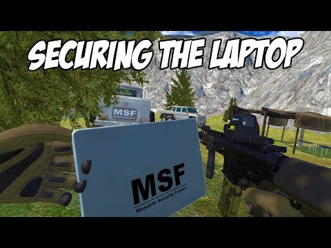 The Last Operator - Securing The Laptop (Virtual Reality Action Game)