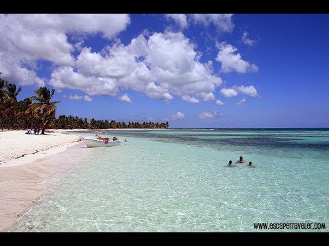 Best Tropical Island - Isla Saona (Saona Island) - Dominican Republic