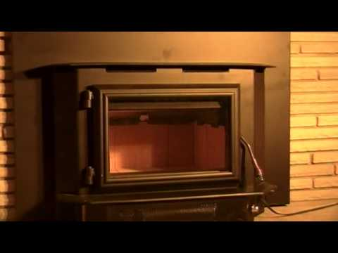 Woodburning fireplace INSERT installation (part 6) Toronto ...