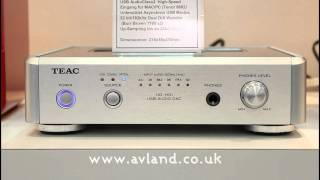 teac UD-H01 First Look IFA Berlin 2011 by AVLAND UK (NO AUDIO)