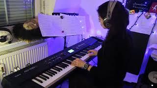 Bjork - Virus - piano cover