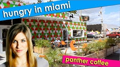Hungry in Miami: Panther Coffee