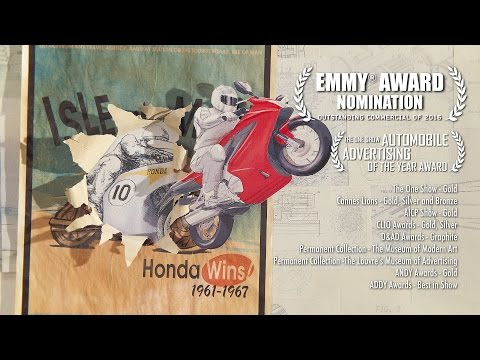 """Honda """"Paper"""" by PES 