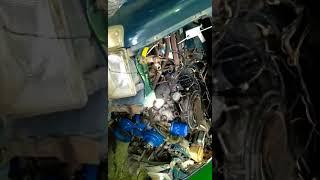 газель с двигателем газ 53 1 запуск