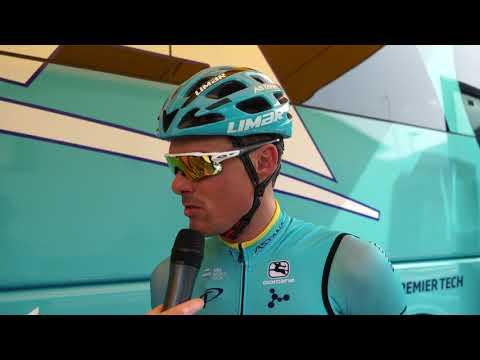 "Luis Leon Sanchez: ""Al #TotA prove generali di Giro"""