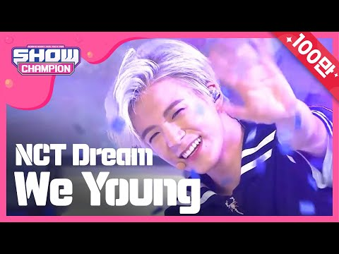 Show Champion EP.242 NCT Dream - We Young [엔시티 드림 - 위 영 ]