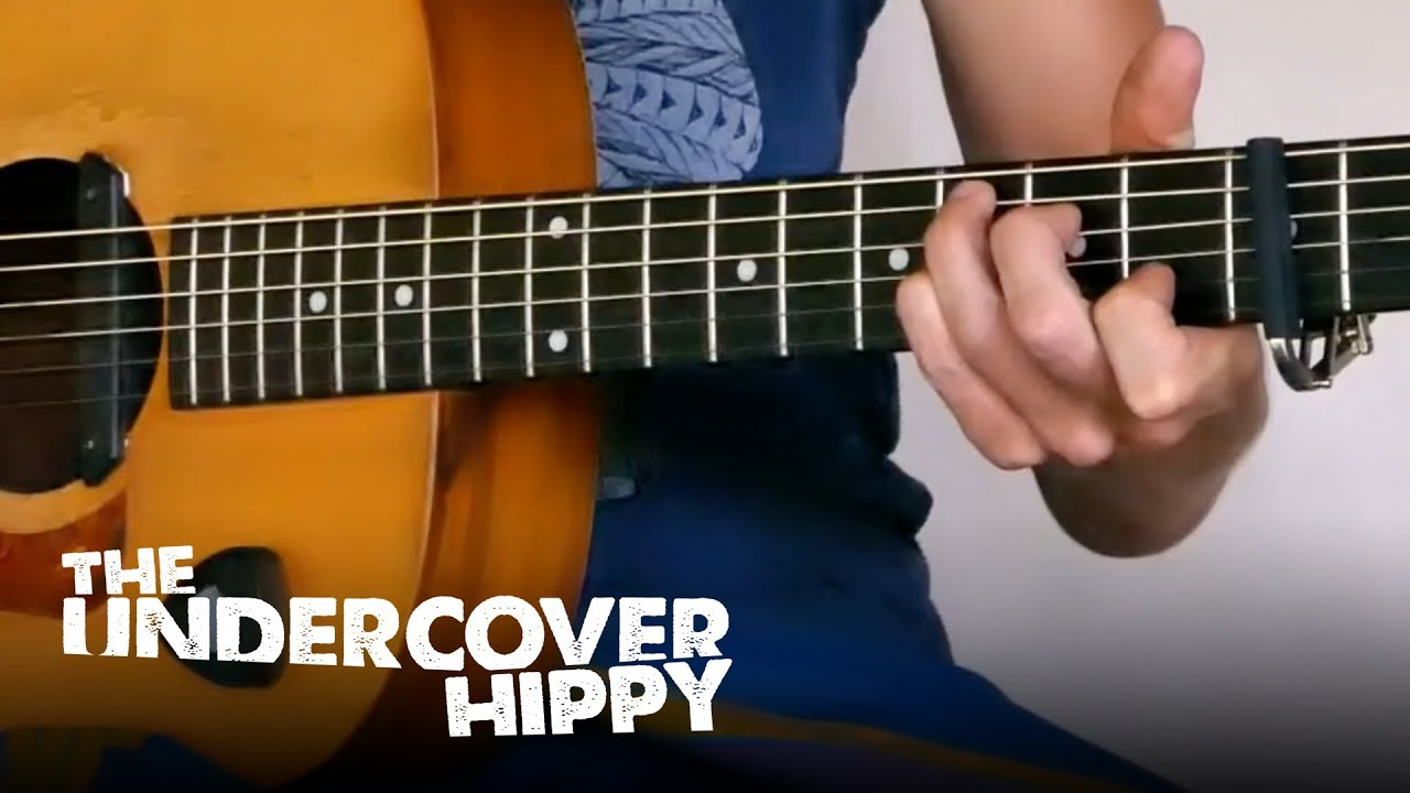 Guitar Chords Tutorial 1 Last Chance To Dance By The Undercover