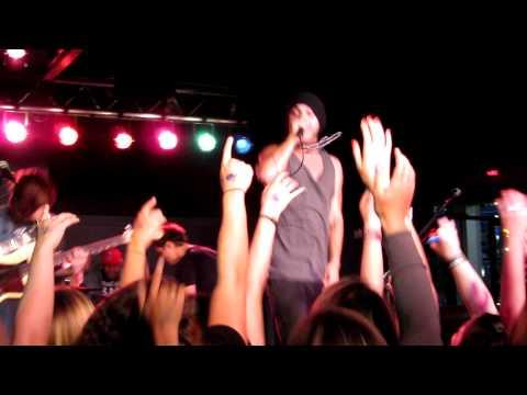 The Cab @ A&R Music Bar - Take My Hand