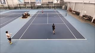 우아한 테니스 쌀롱(a.k.a utessa)김정 vs.…