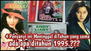 4 PENYANYI FENOMENAL INI M3NIN994L DUNIA DITAHUN 1995
