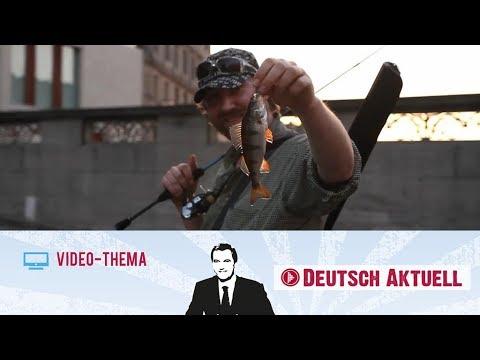 Streetfishing – Neuer Trend In Berlin | Deutsch Lernen Mit Videos