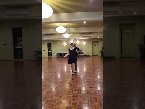 Sylvester Dance Group Swing routine