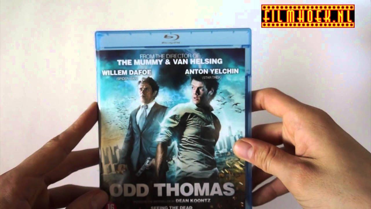 Download Blu ray recensie Odd Thomas