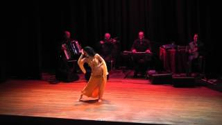 Fiora dancing Lail El Ashekin at the Arab Quarterly show - June 2014 Thumbnail