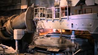 Wireless communication in steelworks Swiss Steel
