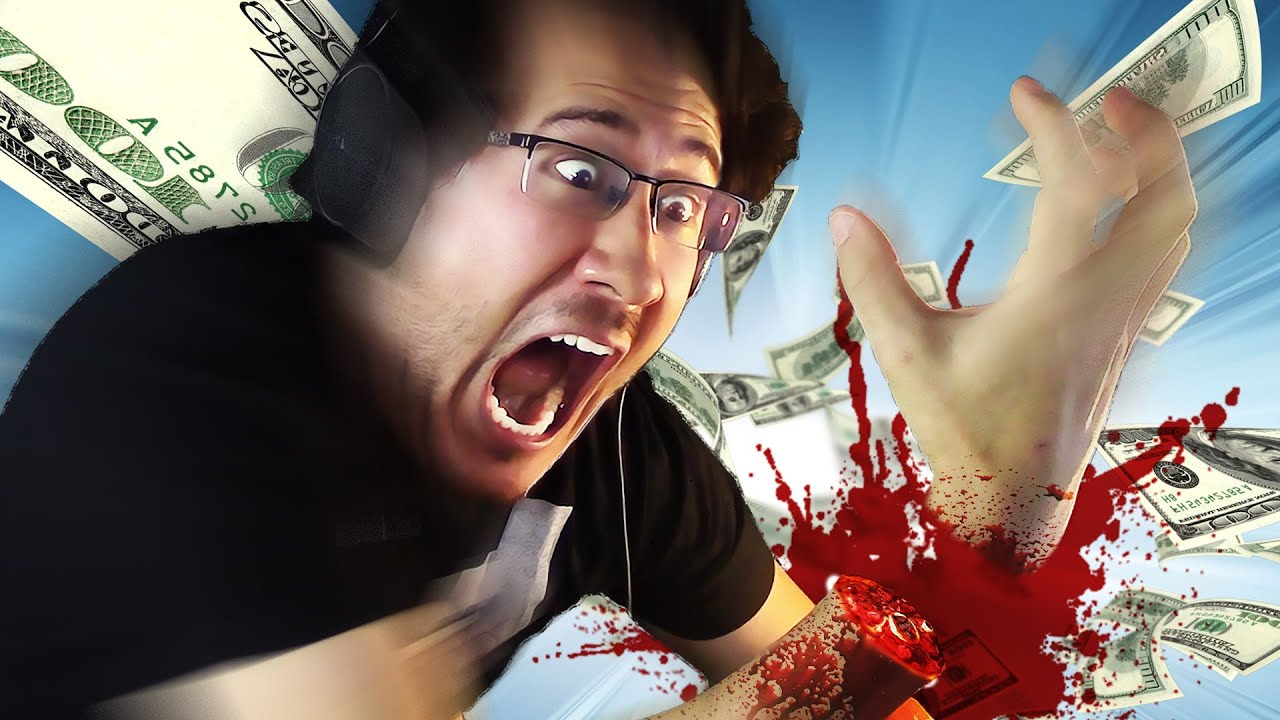 WOULD YOU RISK IT?! | Handless Millionaire