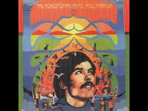 Paul Parrish - The White Birds (Return To Warm Seas) (1968)