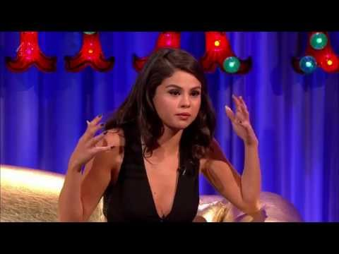 Selena Gomez - Interview & Good For You on Alan Carr - Chatty Man (25 Sept 2015)