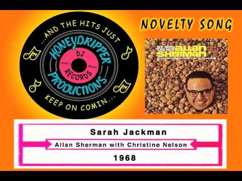 Allan Sherman  Sarah Jackman  1968