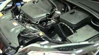 k 57s 4000 on a ford focus mk3 1 6ecoboost 180bhp