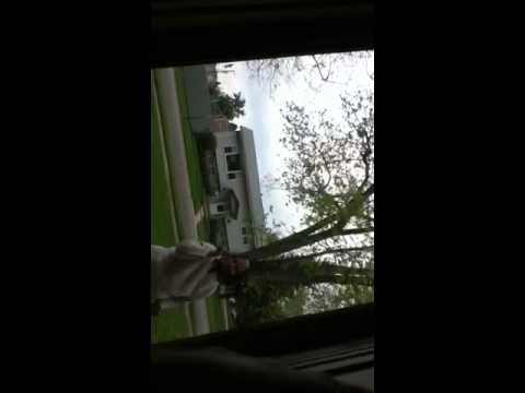 CRAZY OLD LADY STALKS ME!!!!!! - YouTube
