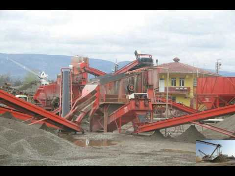 Sand and gravel mining rights for sale - YouTube