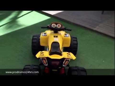 Ηλεκτρικη Γουρουνα - electric ATV