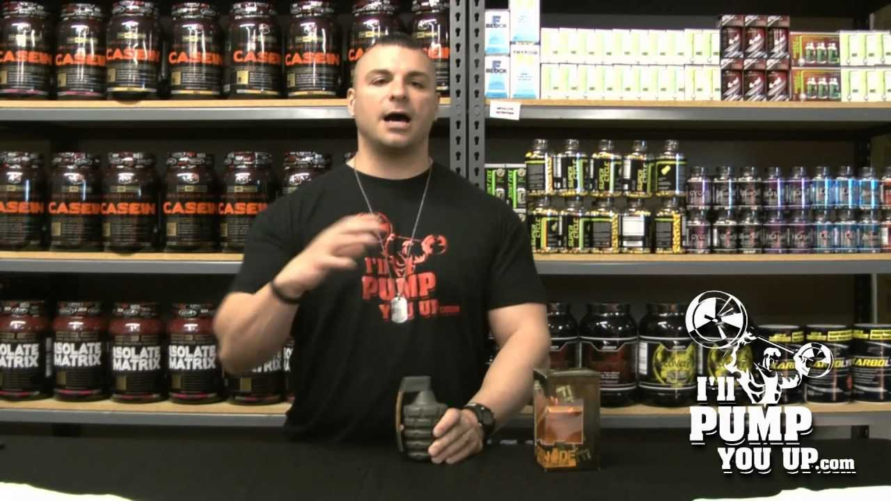 grenade fat burner how to use