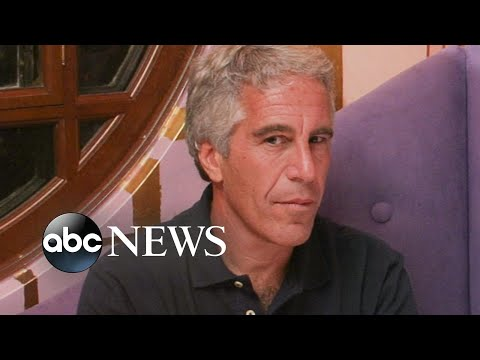 FBI and Justice Department investigate Jeffrey Epstein&39;s death l ABC News
