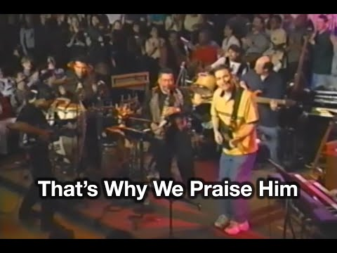 "That's Why We Praise Him - from ""Live at Home"" with Tommy Walker"