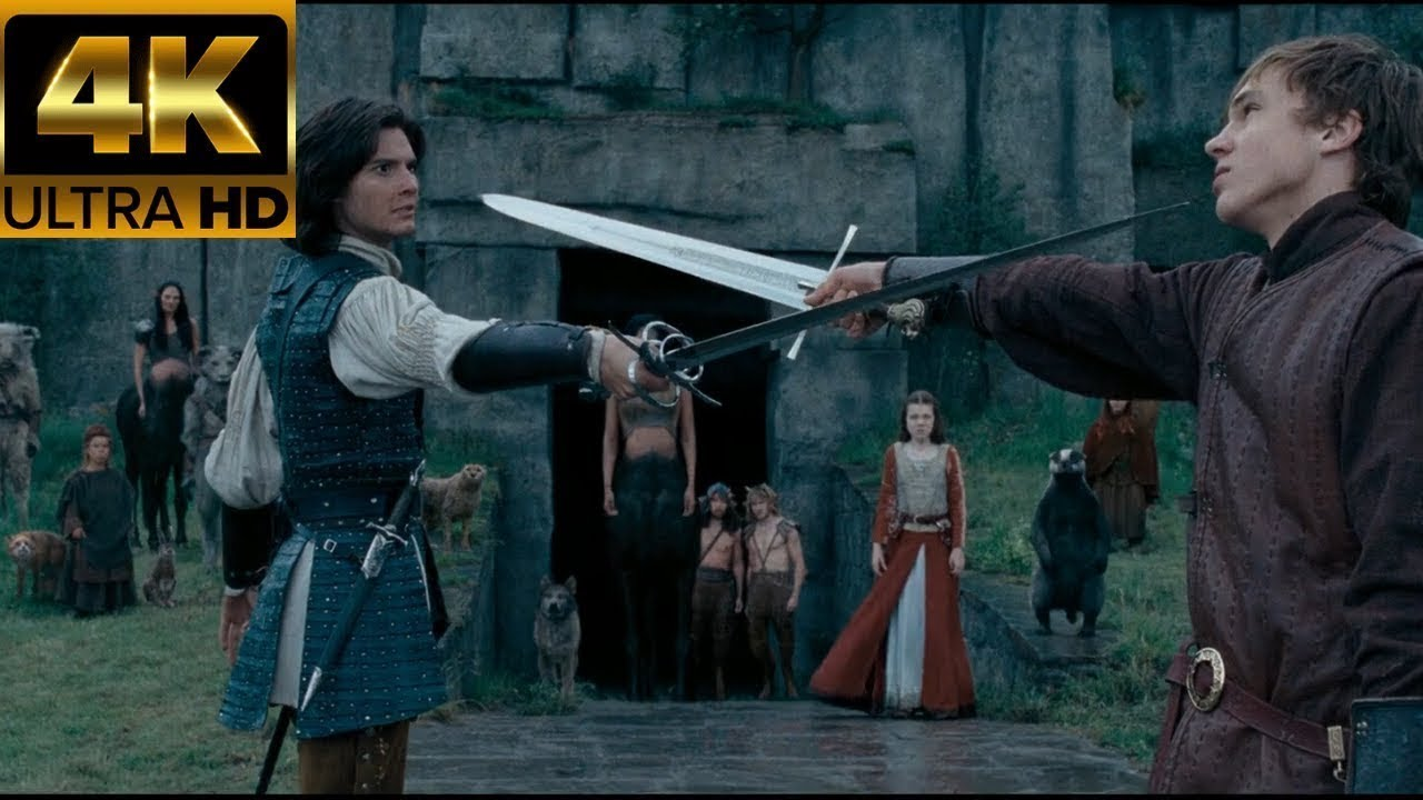 Download Flashback - It's Your Fault - Lucy Saves Trumpkin   The Chronicles of Narnia   Prince Caspian (2008)
