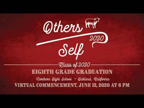 25th Annual Eighth Grade Graduation at Northern Light School