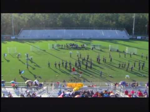 2016 West Ashley High School Band @ WBC 09242016